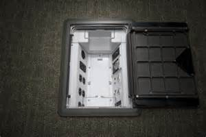 Legrand Floor Boxes For Carpet by Wiremold Evolution Series Floor Box Sept 2011