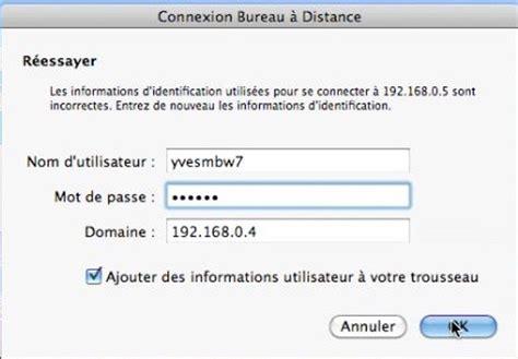 bureau a distance mac connexion bureau à distance pour mac fonctionnalités
