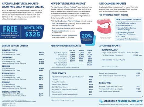 denture care center serving brook park