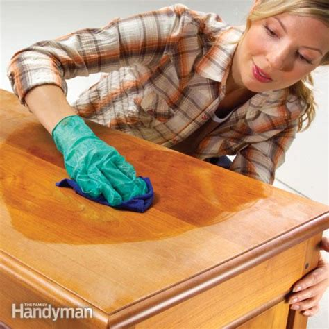Wood Finishing Tips How To Renew A Finish The Family
