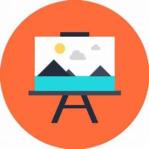 Canvas - Free art icons