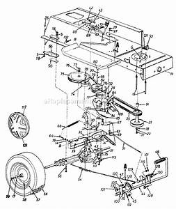 John Deere F525 Electrical Schematic