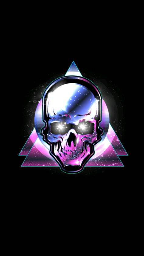 Skull Animated Wallpaper - badass wallpapers for android 23 0f 40 animated skull