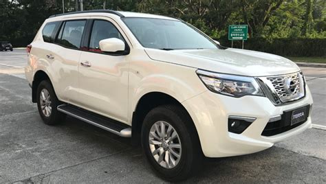 Nissan Terra Photo by Nissan Terra Base Variant 2018 Review Specs And Features