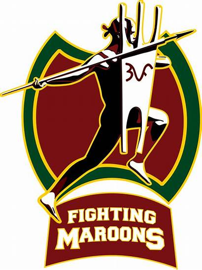 Maroons Fighting Oblation Sports Away Philippines Basketball