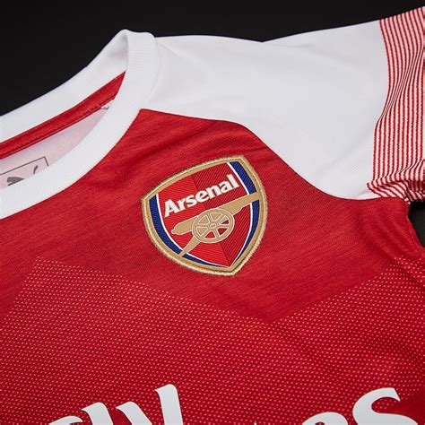 puma arsenal fc  home minikit boys replica