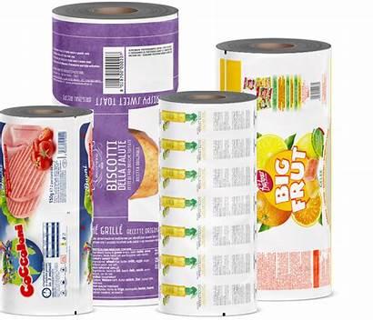 Acm Plastic Packaging Printing Flexible Alimentare