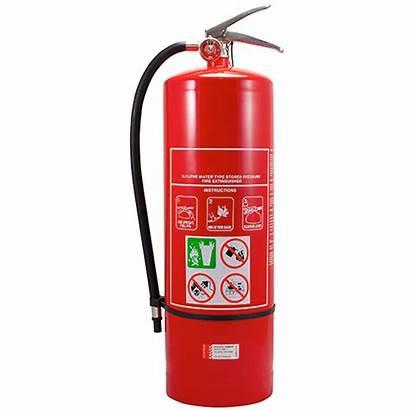 Extinguisher Water Fire Wall 9l Bracket Air