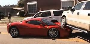 Gros Pick Up : accident ferrari 458 italia pininfarina vs pick up ford ~ Medecine-chirurgie-esthetiques.com Avis de Voitures