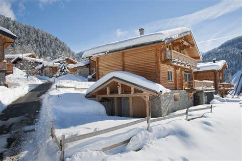 ski chalet in la plagne 5 bedrooms tub sauna log wi fi 10593 allchalets