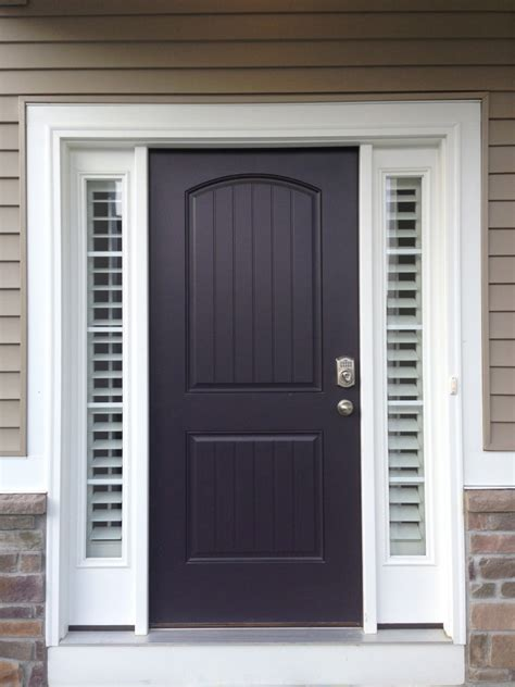 entry door with window entry door sidelight window shutters cleveland shutters