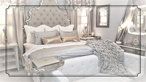 Glam Bedroom by Glam Headboard How To Make Your Bed Look Expensive Glam