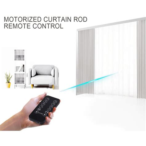 Motorized Curtain Track Diy by 20 Remote Automatic Motorized Electric Blinds