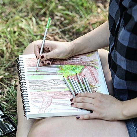 colore watercolor pencils water soluble colored pencils  art students professionals