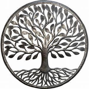Arbre De Vie Deco : deco murale arbre arbre baroque inox miniature with deco murale arbre dcoration murale chambre ~ Dallasstarsshop.com Idées de Décoration