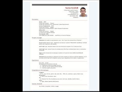I Want To Make Cv by Simple Curriculum Vitae Html Template Cv
