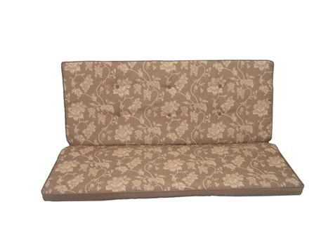 Kmart Smith Patio Cushions by Smith Cora Replacement Golden Brown Swing Cushion
