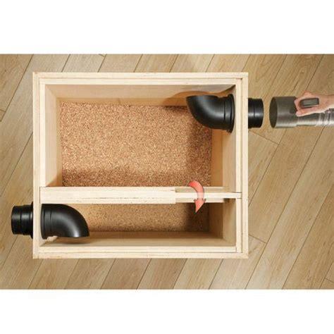 planer dust collection stand  captferd  lumberjocks