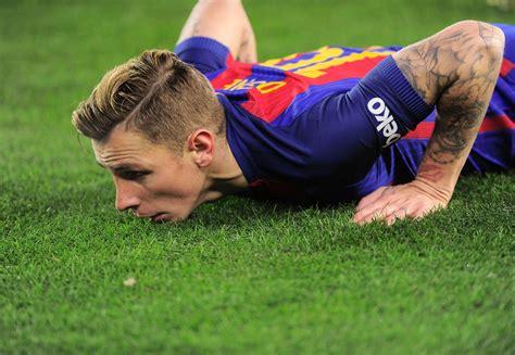Real Sociedad v Barcelona - Spanish King's Cup - Anoeta ...