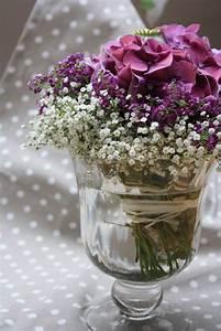 Tisch Blumen Hochzeit : tischdeko hortensie schleierkraut blumendeko pinterest blumendeko hochzeit hochzeit deko ~ Orissabook.com Haus und Dekorationen