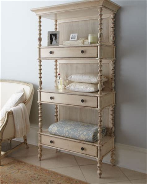 Etageres Bathroom by Summerville Etagere Traditional Bathroom Storage By