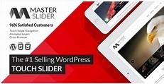 워드프레스용 콘텐츠 슬라이더 플러그인 소개 - 워드프레스 기본