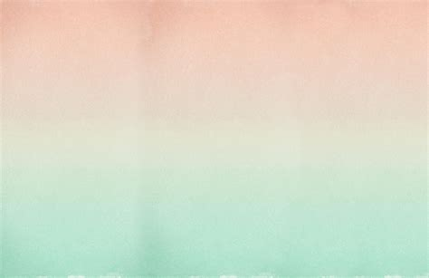 peach  turquoise fade ombre wall mural