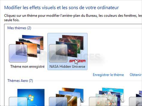 theme de bureau windows 7 télécharger le thème de bureau caché de la nasa windows 7