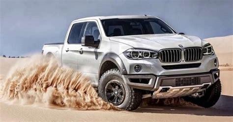 bmw pickup truck concept  design