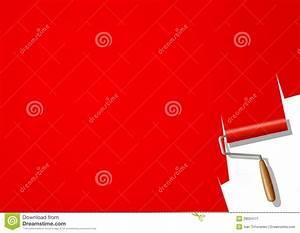 Rouleau De Peinture Image Stock Image 28624171