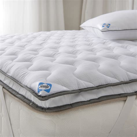 sealy memory foam mattress cover king bed topper 28 images king size 4 quot pressure