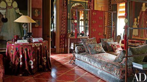 designer anouska hempels historic manor   english