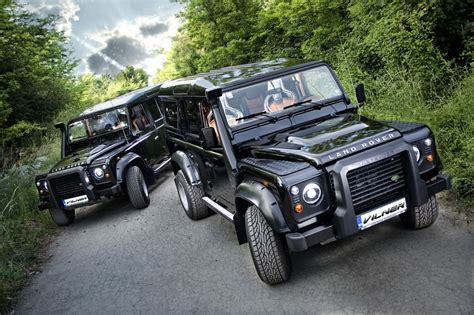 land rover off road encore current land rover defender production could