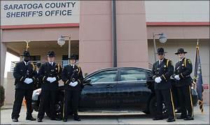 Honor/Color Guard | Saratoga County Sheriff's Office