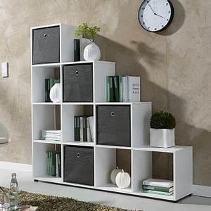 Ikea Regal Für Ordner : die besten 25 stufenregal wei ideen auf pinterest wandregal glas ikea wandregal ordner und ~ Markanthonyermac.com Haus und Dekorationen