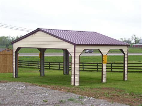all steel carports carport packages ga carports metal steel