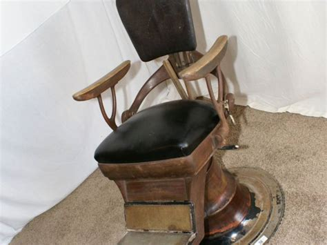post ww1 ritter dental chair