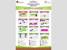 Calendario escolar 20162017 Página web de epoant