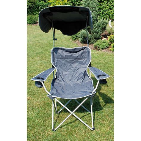 quik shade chair quik shade canopy chair grey garden thehut
