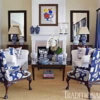 designer home decor A Fashion Designer's Home in the Hamptons | Traditional Home