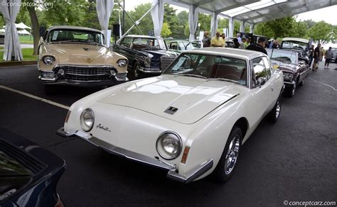 1963 Studebaker Avanti Image. Chassis Number 63r1908