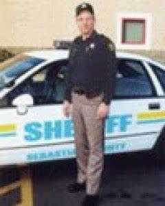 Deputy Sheriff Ronald Alan Kanze, Sebastian County Sheriff ...