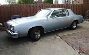 1978 Olds Cutlass Supreme, G body, 260 V8 Just turned 16000 mi