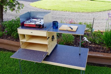 Small Travel Kitchen With Lid  Drifta Camping & 4wd