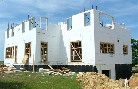 house builder will icf homes replace wood frame homes justrenttoown