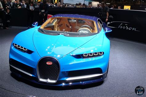 Bugatti Chironsalongeneve2016 Photo