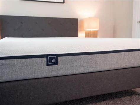 lull mattress review  perfect    complaints
