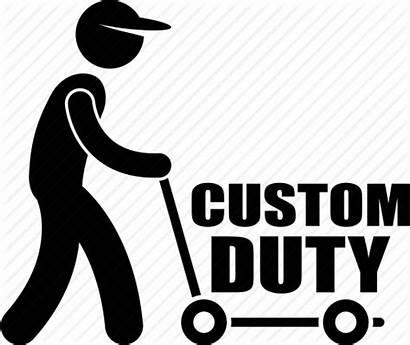 Duty Custom Import Tax Customs Icon Pakistan