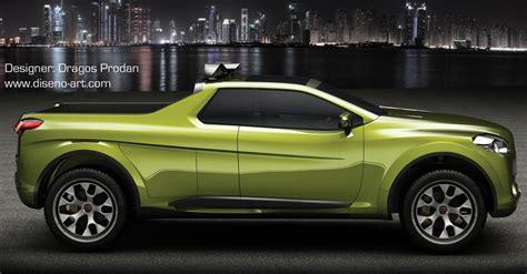 Fiat Concept Cars by Fiat Sentiero Concept Cars Diseno