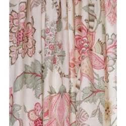 jacobean floral curtains polyvore